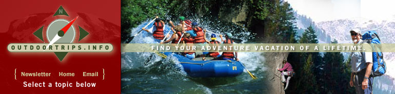 Adventure Travel Vacations, Wilderness Adventure, Eco Tour,              Adventure Travel Tour or International Outdoor Travel