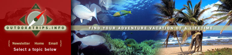 Adventure Travel Vacations, Wilderness Adventure, Eco Tour,