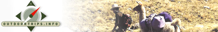 Llama Trekking, Llama Trekking Vacation, Llama Packing, Llama Adventure Travel,